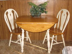 Dining Table Set ~ $80