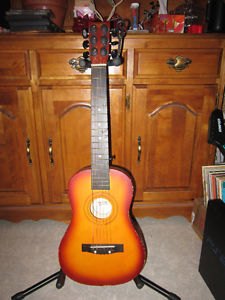 First Act Junior Size Acoustc Guitar