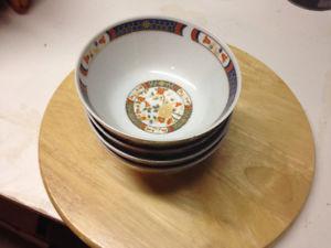 Four bowl