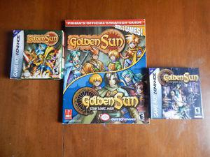 Golden Sun complete bundle