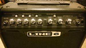 Line 6 Spider IV Combo Amp