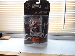 McFarlane Toys NHL Sports Picks Exclusive Jarome Iginla