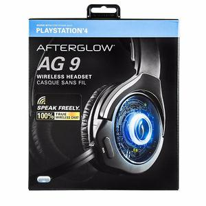 PDP Afterglow 9 Over-Ear Noise Cancelling Wireless Headset