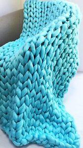 Queen Size merino wool blanket NEW