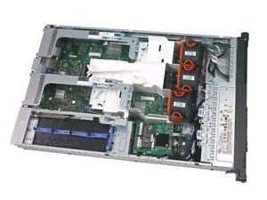 Reduced: IBM x M2: 8 cores/ 16 threads + 24 GB DDR3