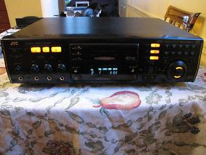 Reel recorder, karaoke syst. cd player, dat tapes