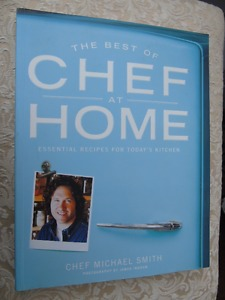 THE BEST OF CHEF AT HOME,CHEF MICHAEL SMITH