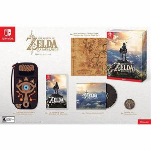 The Legend of Zelda: Breath of the Wild Special Edition -
