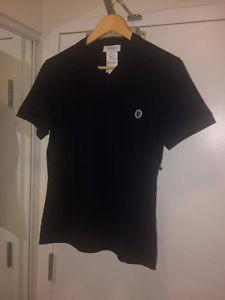 Versace Top T shirt Black NWT Size S