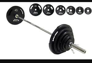 Wanted: Looking for Olympic Bar and a couple plates