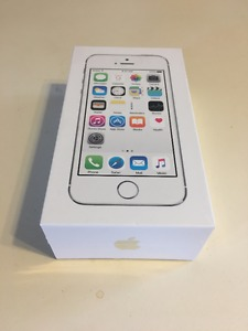 iPhone 5s. 16g. Brand New. Rogers.