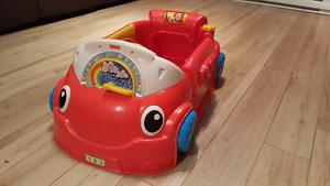 Auto Fisher Price en français