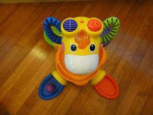 Baby Stuff (Jolly Jumper, Saucer, and toy)
