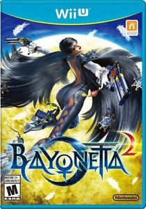 Bayonetta 2 for WIi U - Brand New and Sealed