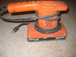 Black & Decker 120 Volts, 1.6 Amps, Sander for sale