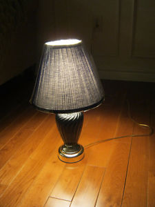 Brand new Table Lamp for sale!