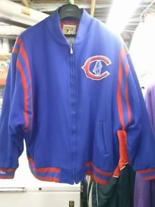 CHICAGO CUBS  REPLICA MITCHELL AND NESS 5XL BASEBALL