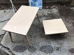 Coffee table n End table