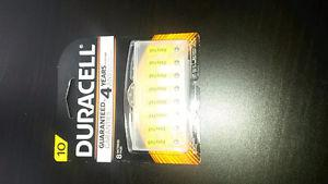 Duracell Hearing Aid batteries