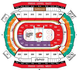 Flames and Canadiens, Thurs Mar 9 - Face Value