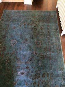 Flat Weave Oriental Rug-New