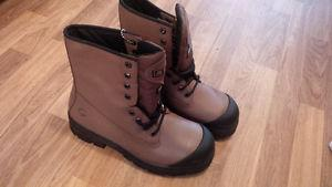 Goodhue Steel Toe Boots - Brand New