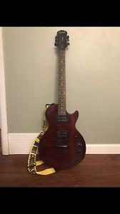 Guitar/amp/hard guitar case