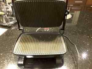 Hamilton Beach panini toaster for sale