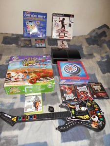 Huge Lot of Extras. One low Price if gone today !!!!!