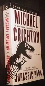 Jurassic Park Novel
