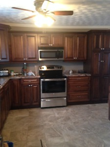 Kitchen and Bathroom Cabinets by Mr. DoRight's Home