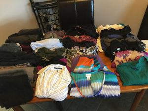 Maternity Clothes -37 items,  OBO