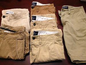 Mens American Eagle Khakis & Jeans