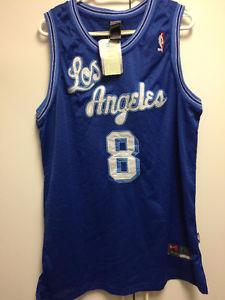 NWT Kobe Bryant Throwback LA Lakers Jersey Size L $80 OBO