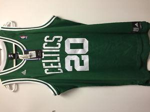 NWT Ray Allen Away Boston Celtics Jersey Size XL $80 OBO