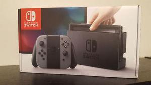 Nintendo Switch BNIB