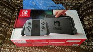 Nintendo Switch (Day One) sealed, best offer