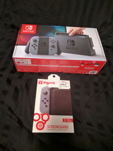 Nintendo Switch (Gray) - Brand New/Sealed- EB Games with