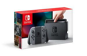 Nintendo Switch - Gray new - Brand new