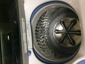Selling year old washer