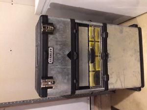 Stanley tool chest