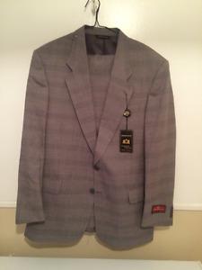 Suits! Suits! Suits! Brand new suits!