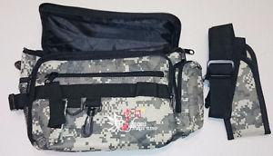 Waist Pack Fishing Bag, 2 Lure cases & Pliers