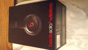 Wanted: Its the Beats solo wirless 2 is in perfect