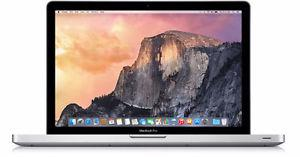 Wanted: Looking for a Macbook Pro for parts