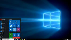 Windows 10 installed for only $40 !