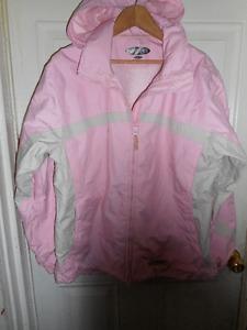 ladies wind river jacket size med