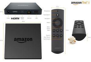 Amazon Fire TV, 1st gen.