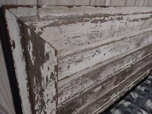 Authentic Barn Wood Headboard