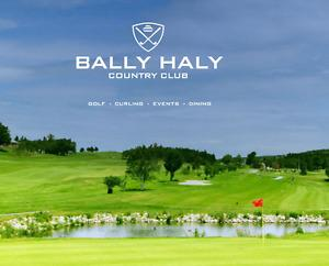BALY HALY GOLF AND CURLING CLUB - $800 GIFT CARD
